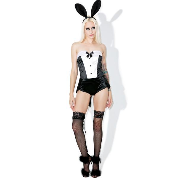 Boudoir Bunny Babe Set