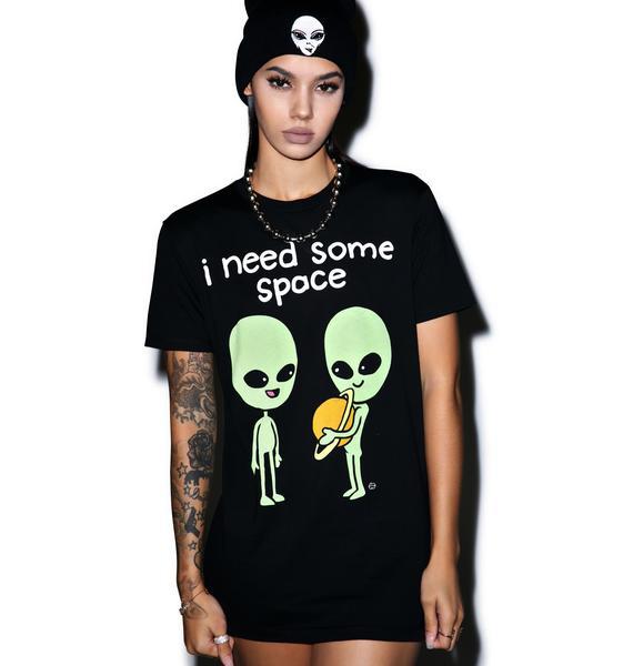 I Need Some Space Tee