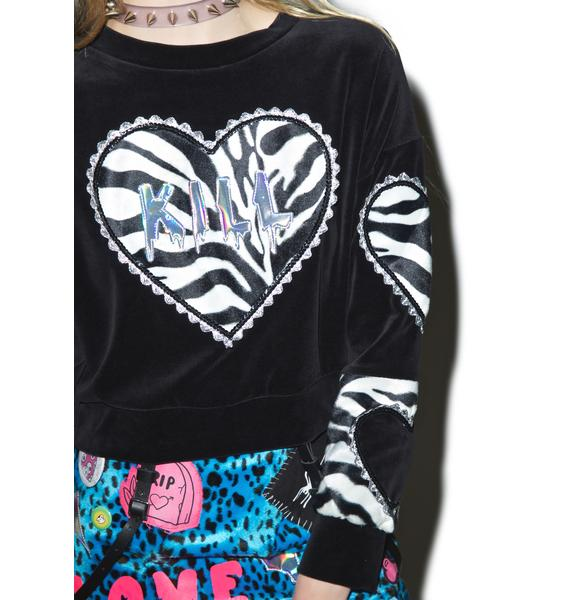 Indyanna Kill Zebra Jumper