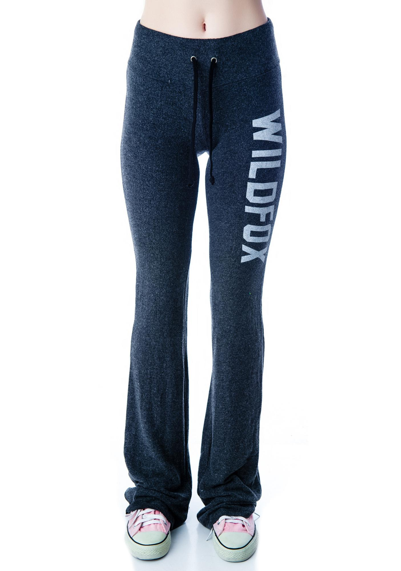 Wildfox Couture Classic Fox Tennis Club Pants