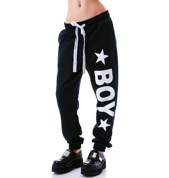 BOY London BOY Star Sweatpants