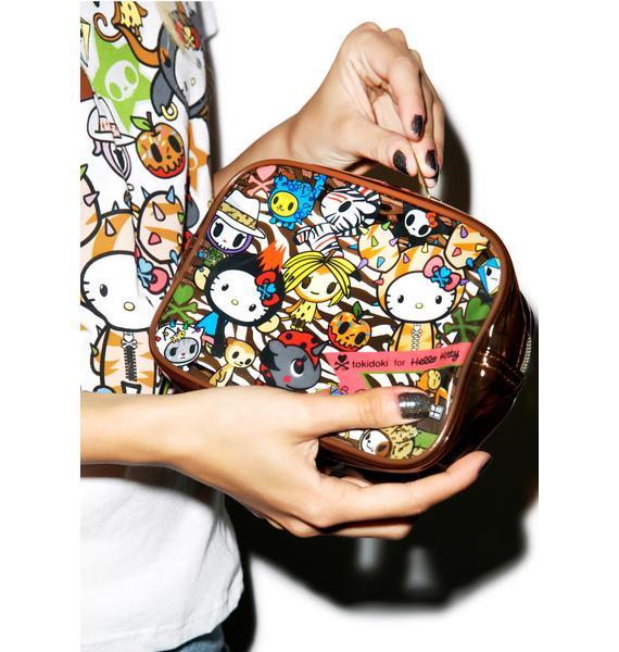 Sanrio Tokidoki X Hello Kitty Summer Safari Pouch