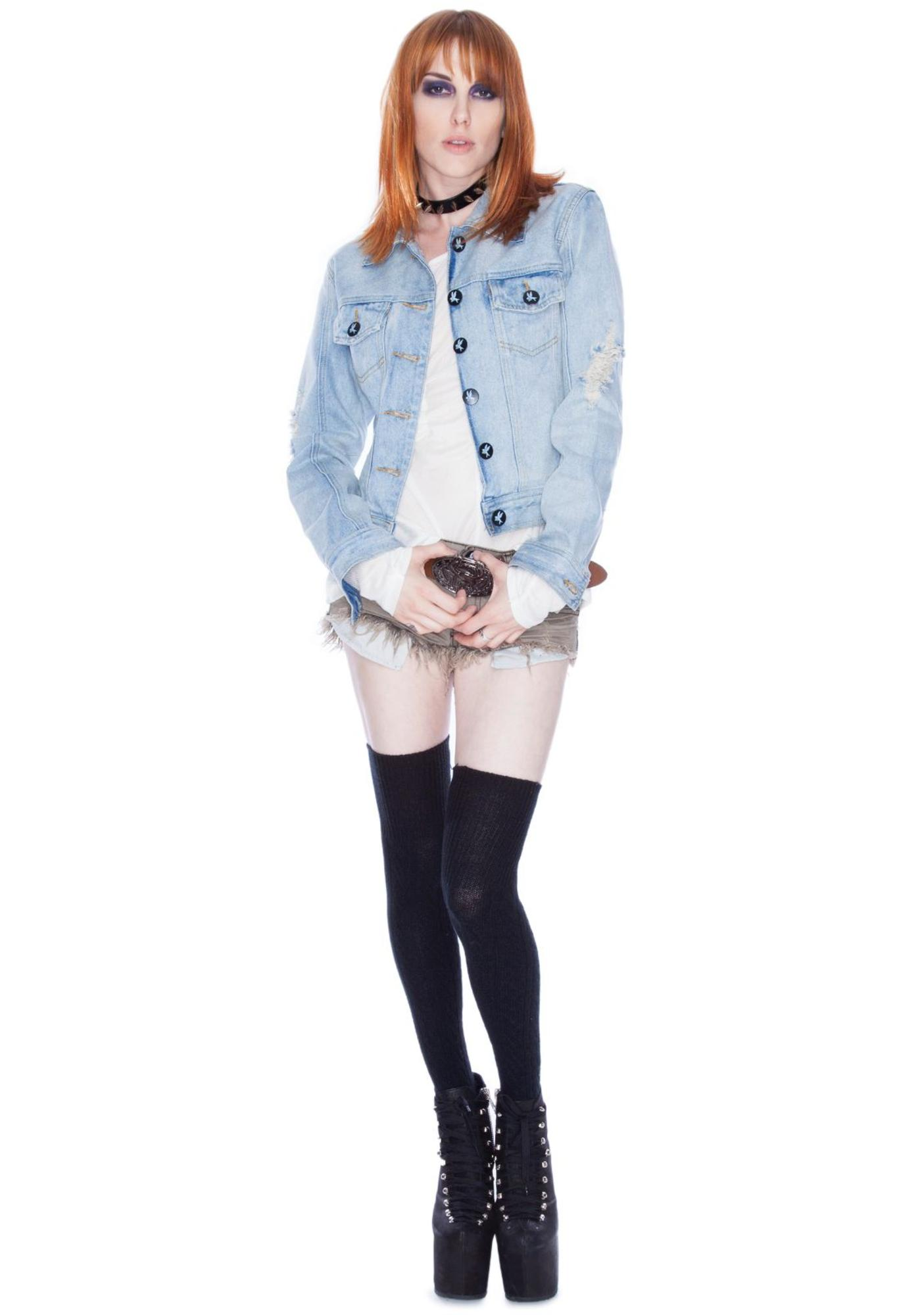 One Teaspoon Rebel Hell Jacket