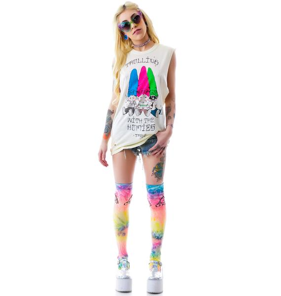UNIF Trolling Short Sleeved Tee