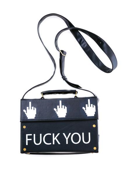 Fuck You Box Bag