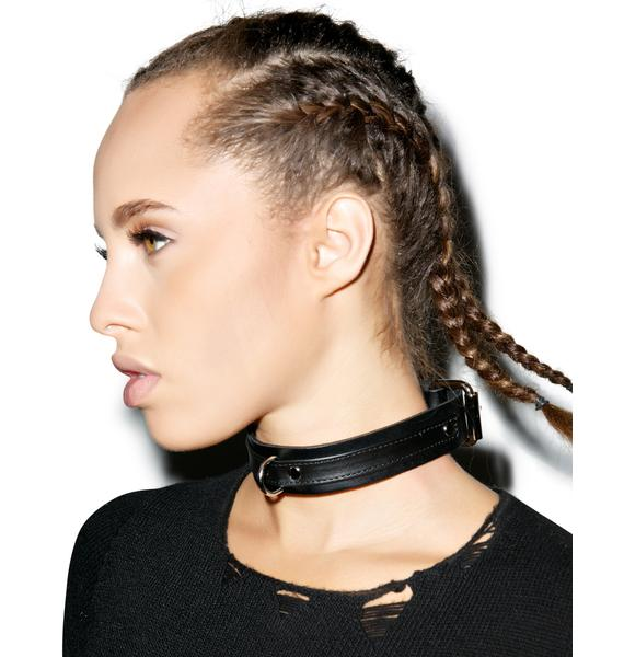 Club Exx Power Bottom Choker