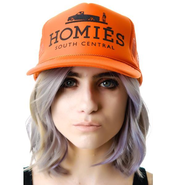 Brian Lichtenberg Homies Trucker Mesh Hat