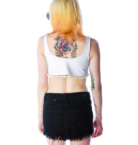 One Teaspoon Jax Mini Skirt