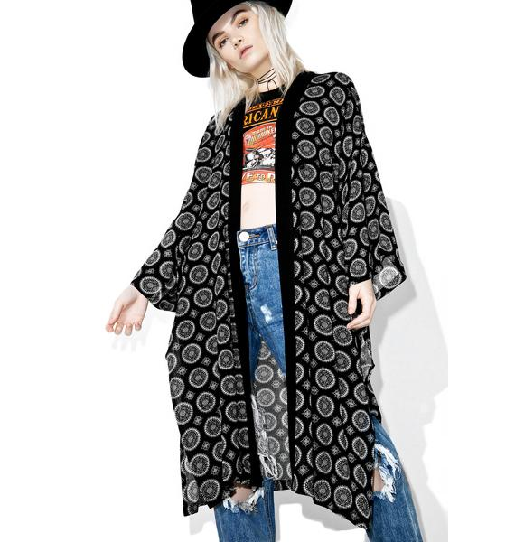 Lira Clothing After Party Kimono