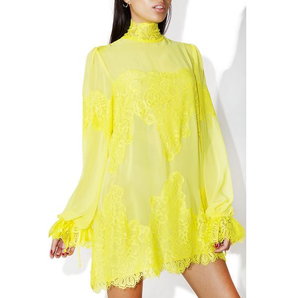 Hot as Hell Sunshine Queen 4 A Day Dress