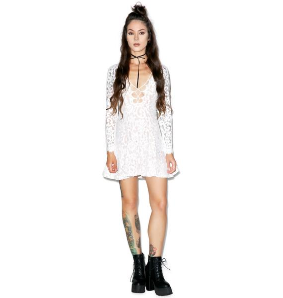 Stylestalker Juliet Lace Dress