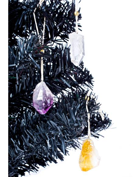 Sanctuary Crystal Ornament Set