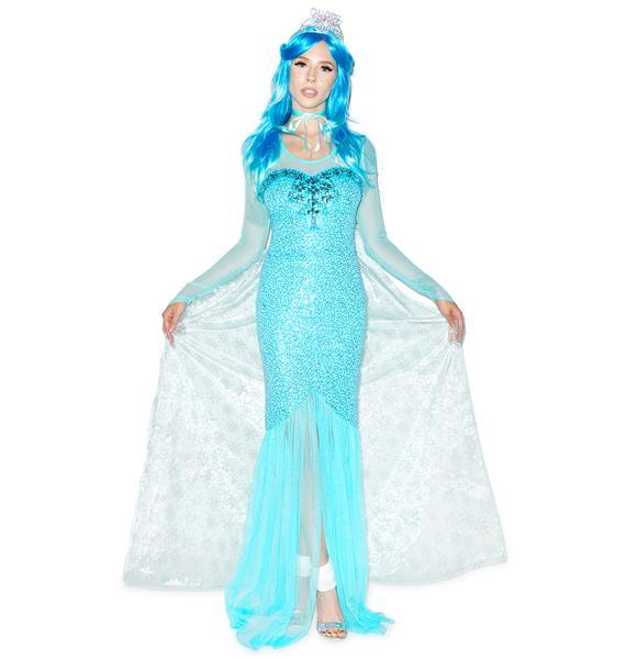 The Snow Queen Dress