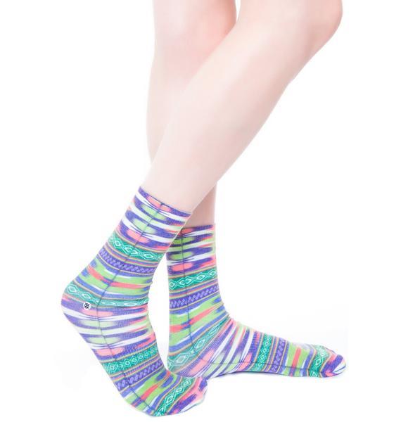 Stance Crazy Eights Socks