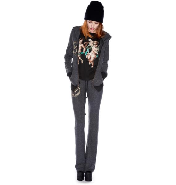 Wildfox Couture Polo Match Track Suit Jacket