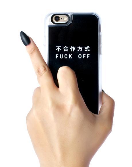 Eff Off iPhone 6/6S Case