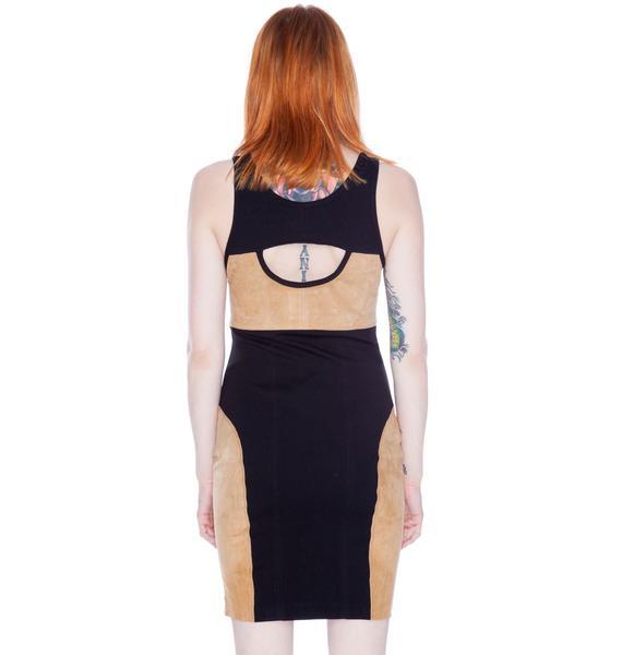 One Teaspoon Quick Draw Dress