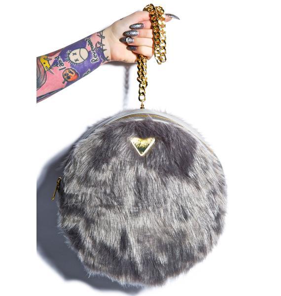 Joyrich Candy Fur Macaron Bag