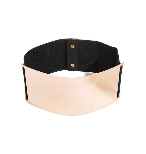 Gilded Ballast Waist Belt