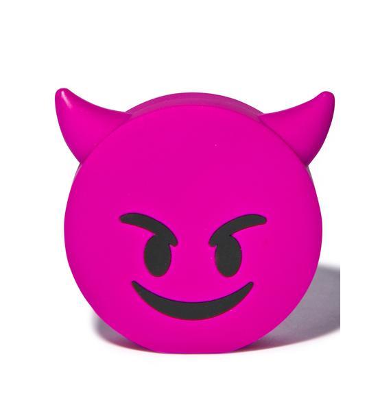 Wattzup Devil Emoji Power Bank