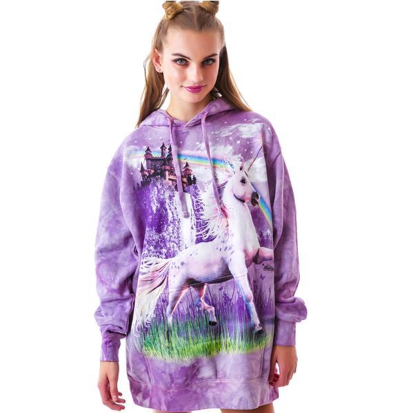 Unicorn Castle Hoodie
