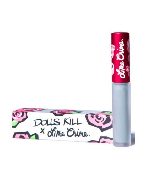 x Dolls Kill Cement Velvetine Liquid Lipstick