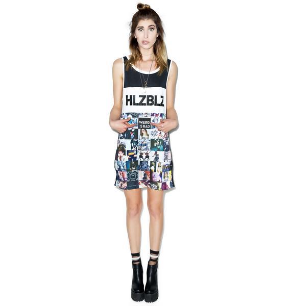 HLZBLZ #HlzBlz Tank Dress