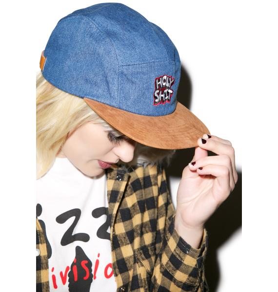 Lazy Oaf Holy Shit Cap