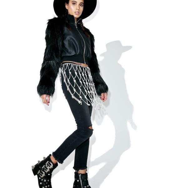 Daenerys Chain Skirt