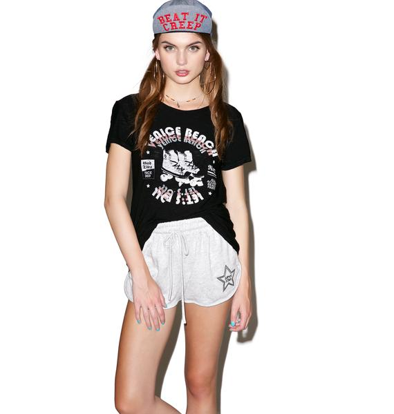 Let's Roll Venice Beach Tee