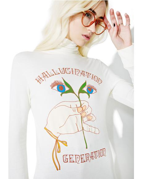 Hallucination Generation Turtleneck
