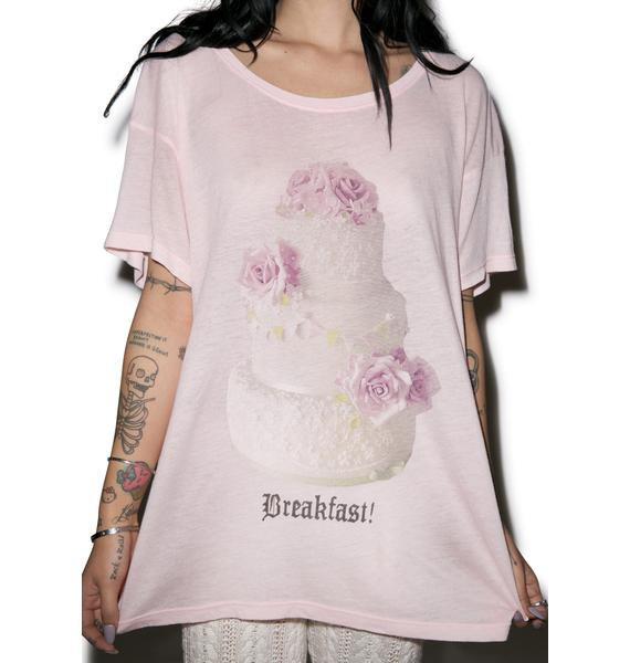 Wildfox Couture Breakfast! Unisex Tee
