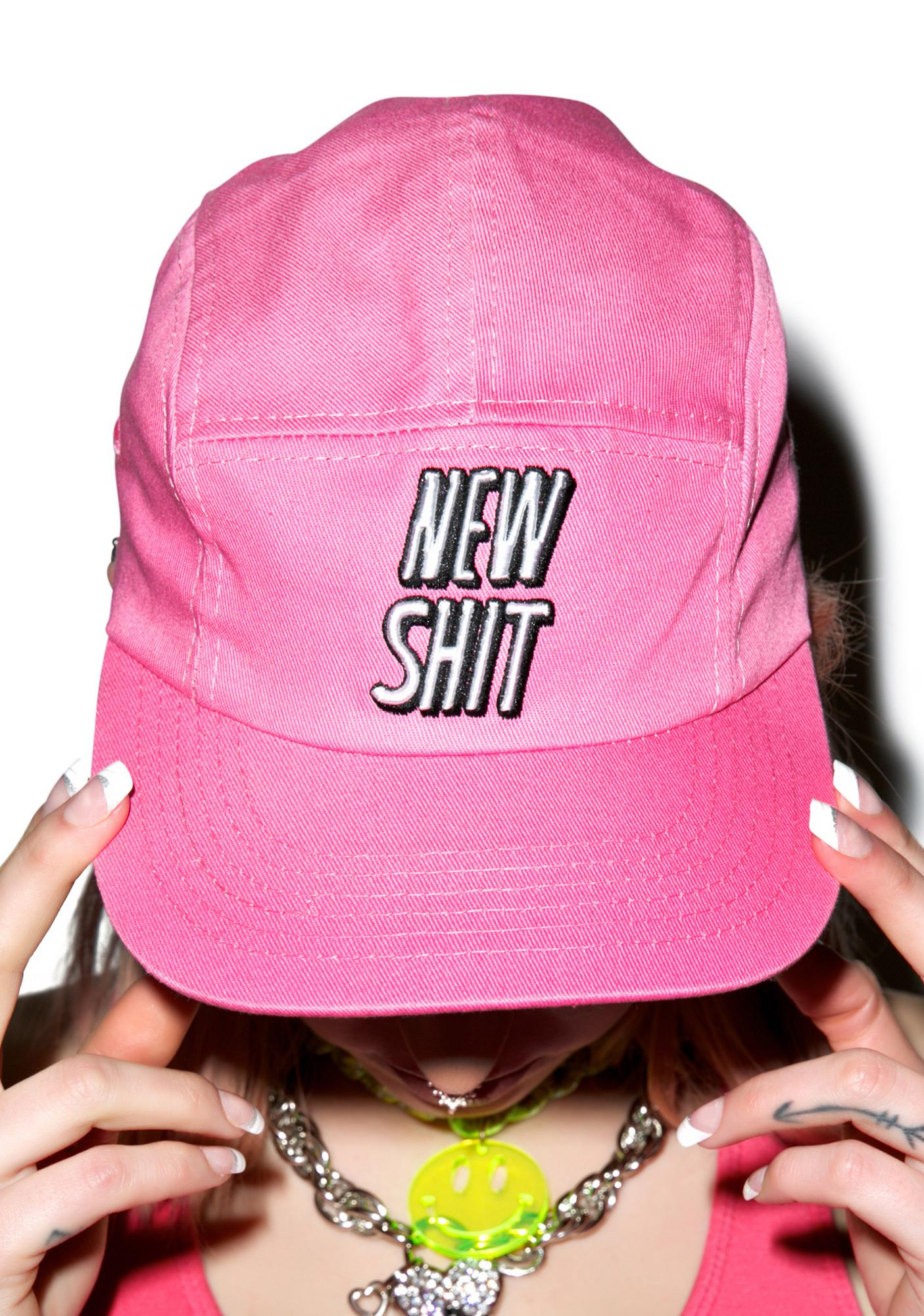 Lazy Oaf New Shit Cap