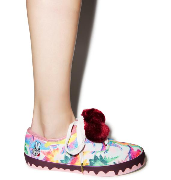 Irregular Choice Fraggle Sneakers