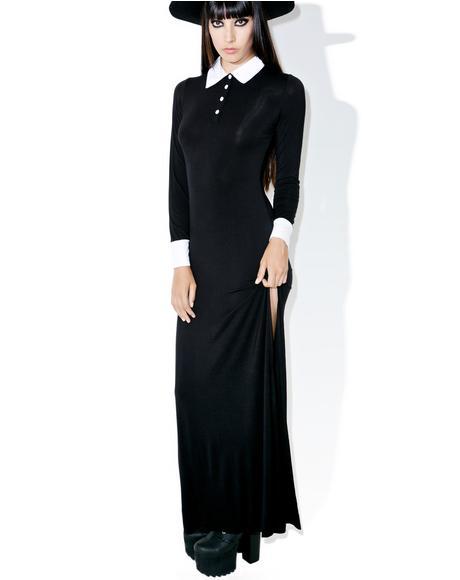 Cemetery Lane Maxi Dress