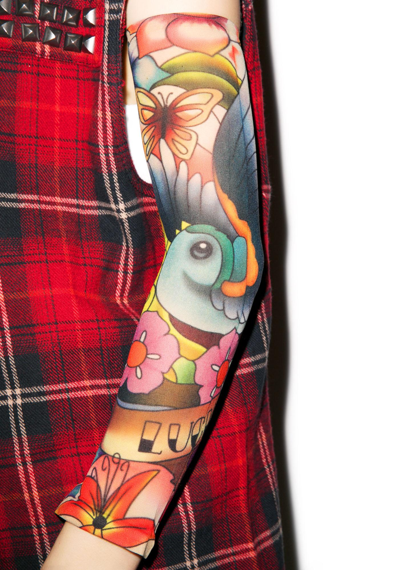 Feelin' Lucky Tattoo Sleeves