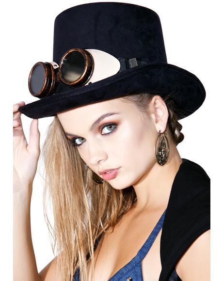Jinx Top Hat
