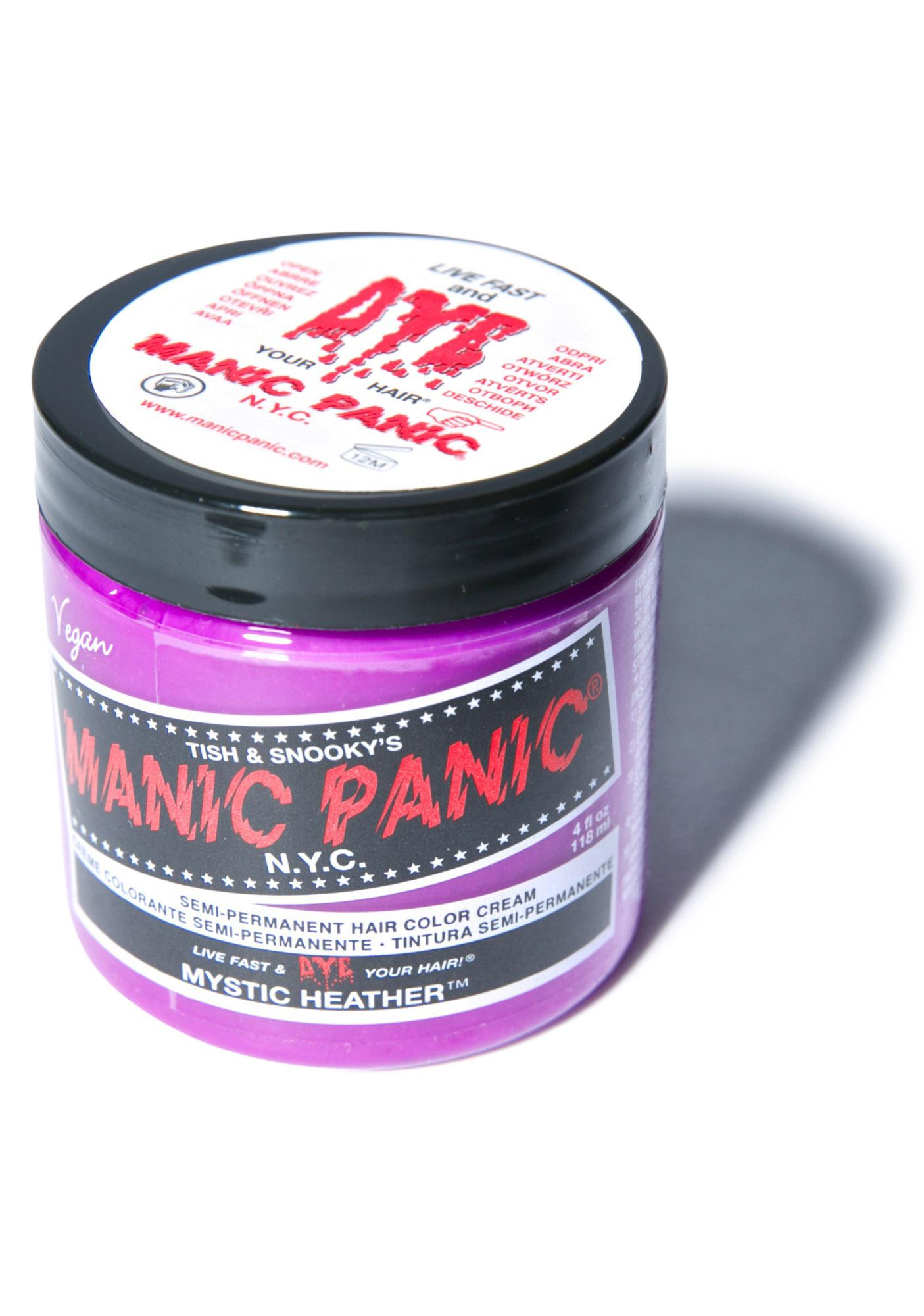 Manic Panic Mystic Heather Classic Hair Dye