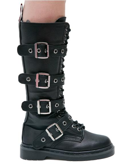 Fatality Tall Combat Boots