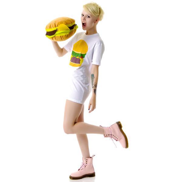 Kid Dangerous Cheeseburger BF Tee