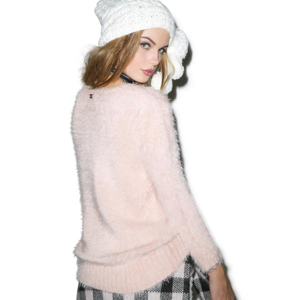 For Love & Lemons Ski Bunny Sweater