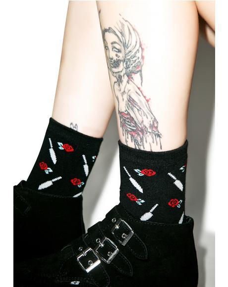 Mi Amore Socks