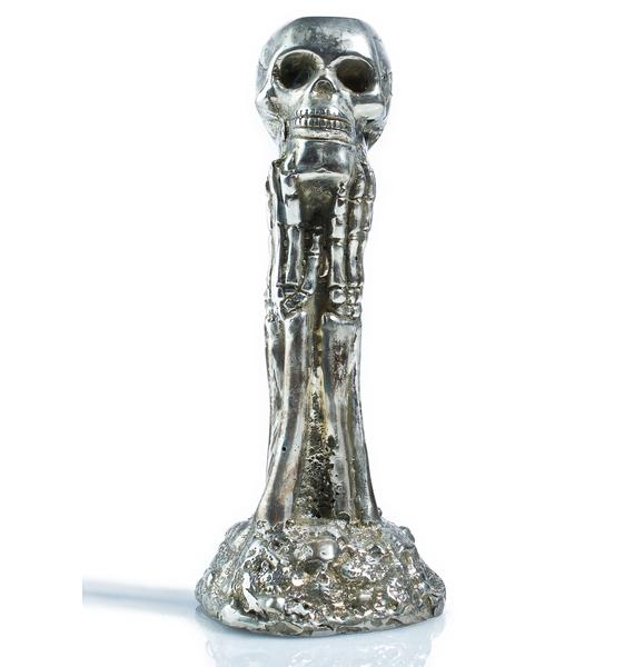 Plumes Of Hell Candle Holder