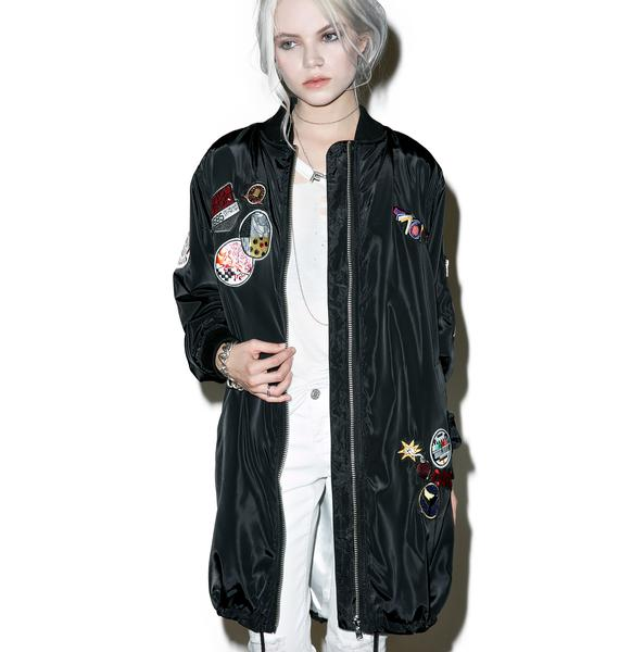 As You Are Bomber Jacket