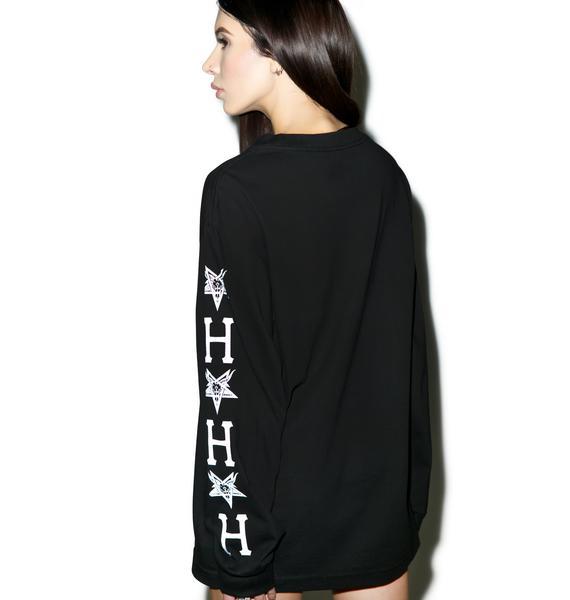 HUF X Thrasher Logo Tee