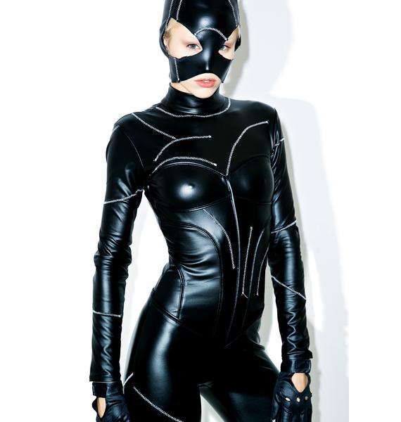 Dolls Kill Alley Cat Costume
