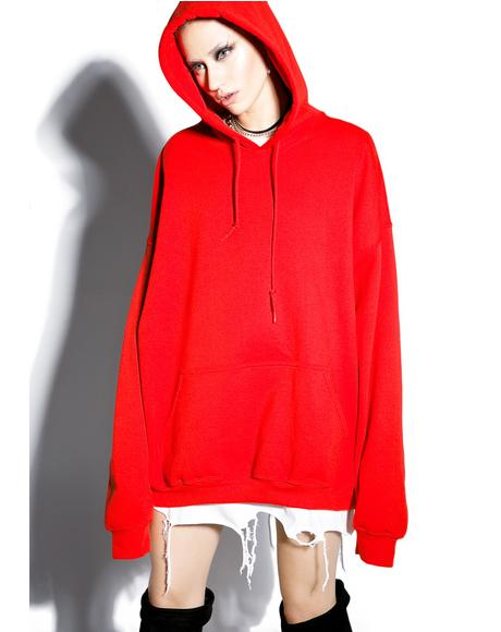 Small Talk Oversized Hoodie