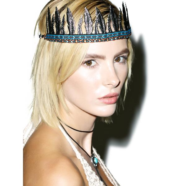 Dreamcatcher Head Crown