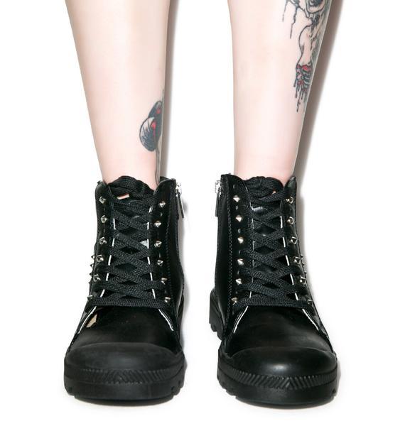 Prima Combat Sneakers