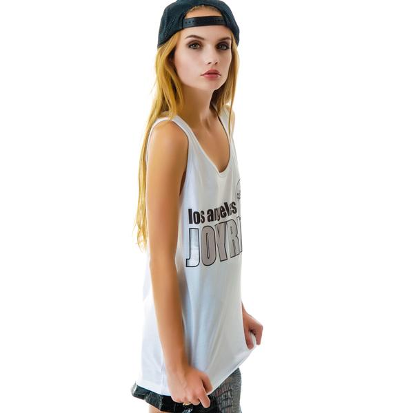 Joyrich LA Logo Sports Tank Top